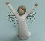 Willow Tree joy angel