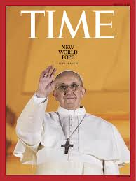 Pope Francis Time magazine